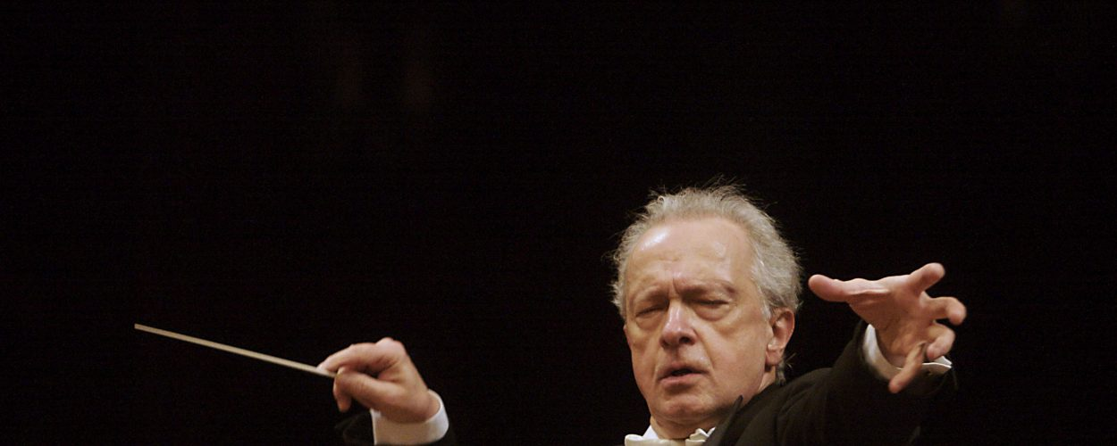Antoni Wit celebrates 10 years as Music Director of Warsaw Phil with performance at the BBC Proms