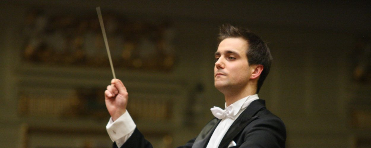 Jakub Chrenowicz conducts at Konzerthaus Berlin