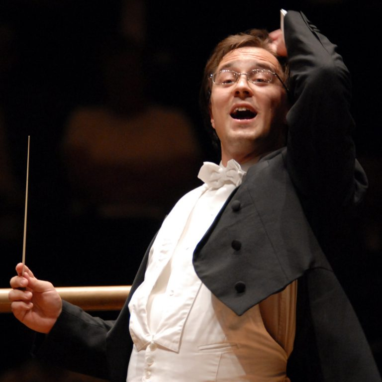 Michal Dworzynski Conductor