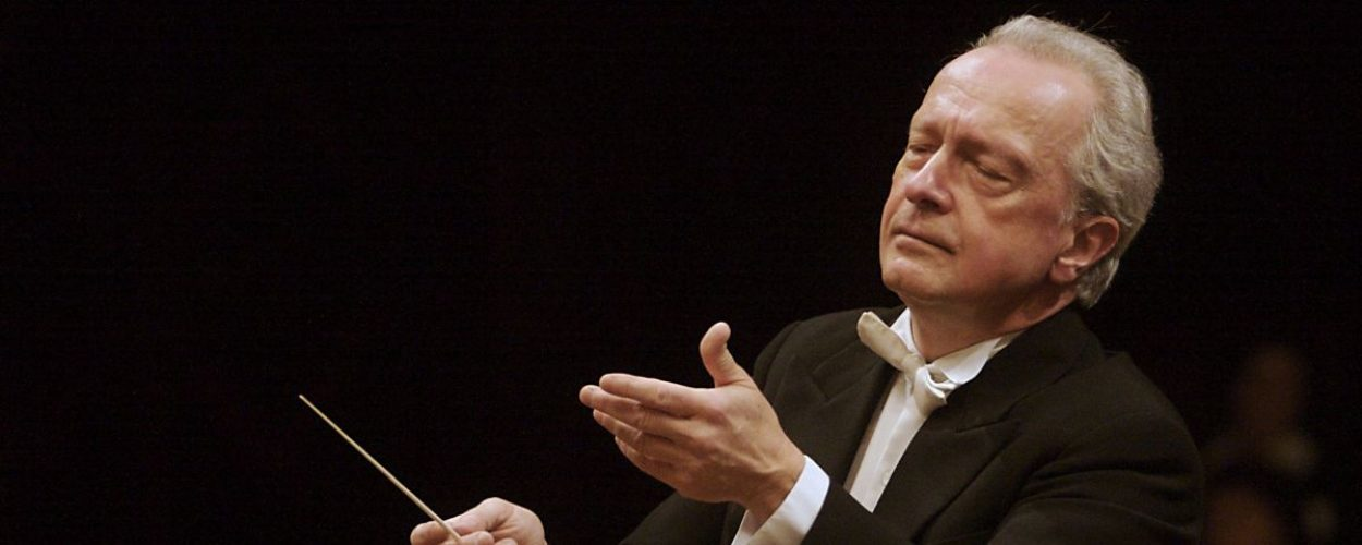 Antoni Wit celebrates 75th birthday conducting Lutosławski and Karłowicz