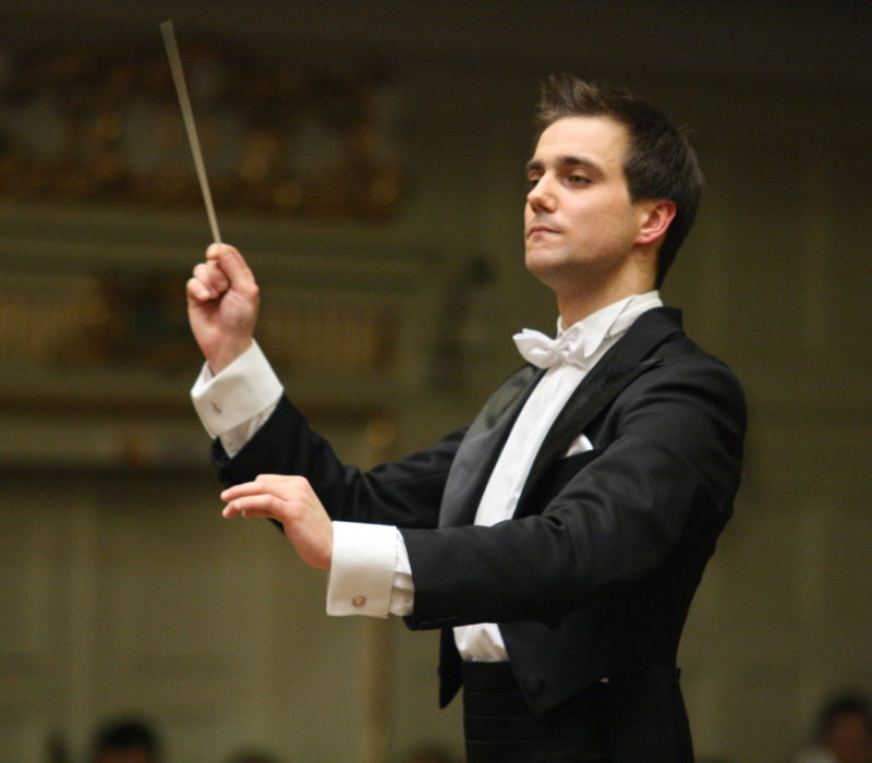 Jakub Chrenowicz to make his Czech debut with the Janáček Philharmonic Ostrava