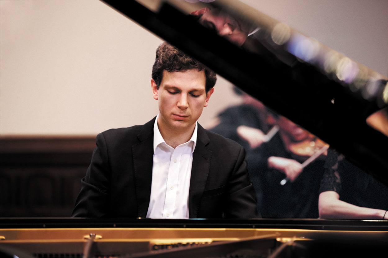 Jayson Gillham plays Chopin in support of Australian & New Zealand artists